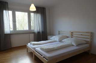 Double room apartment in Marzahn (Berlin)