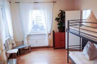 Ein-Zimmer-Wohnung in Berlin-Lichtinberg