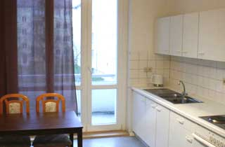 One bedroom apartment in the south of Berlin (Zehlendorf)